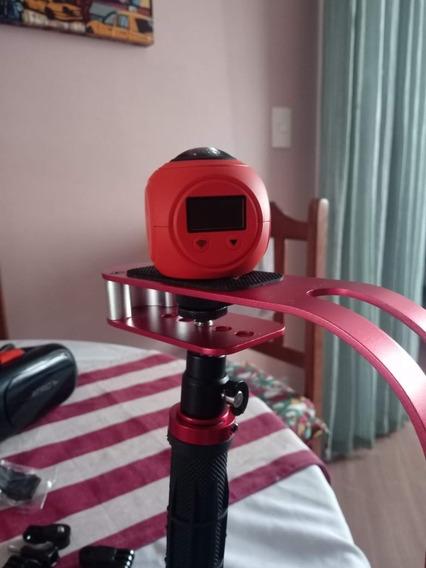 Camera E Filmadora 360gr Atrio