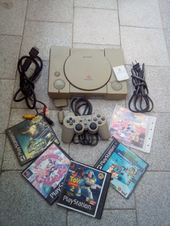 Playstation One Perfecto Estado