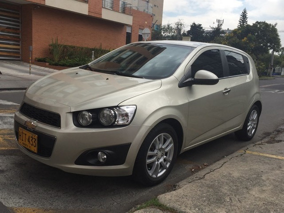 Chevrolet Sonic Hatch Back Automatico Full Equipo