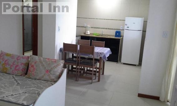 Apartamento Para Temporada Em Arraial Do Cabo, Canaã, 1 Dormitório, 1 Banheiro - 9021 A_2-882791