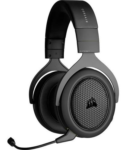 Auricular Gamer Corsair Con Cable Y Bluetooth Hs70 Cuotas