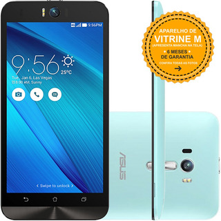 Asus Zenfone Selfie Zd551kl 32gb 3gb Ram 4g 13mp Mancha Tela