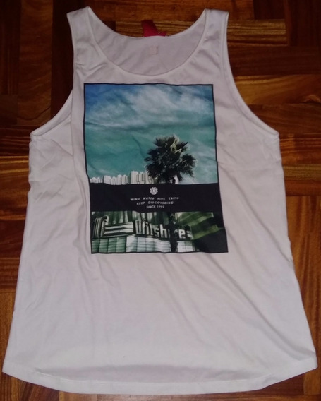 Musculosa Element - Hombre - Talle M