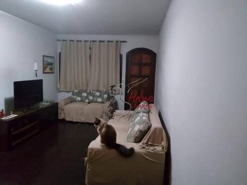 Imagem 1 de 9 de Sobrado Com 2 Dormitórios À Venda, 110 M² Por R$ 405.000,00 - Jardim Mutinga - São Paulo/sp - So0897