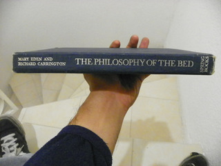 The Philosophy Of The Bed Mary Eden, Richard Carrington1961