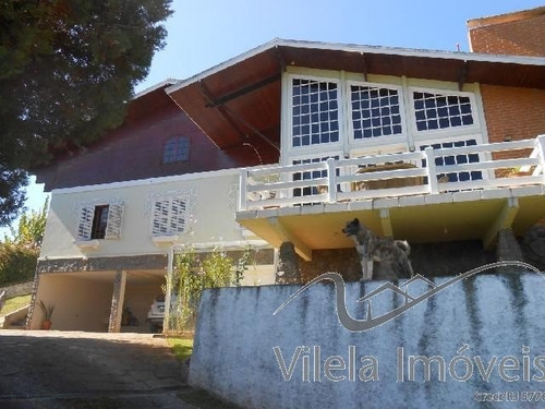 Imagem 1 de 15 de Casa Térrea Para Venda, 5 Dormitório(s) - 246