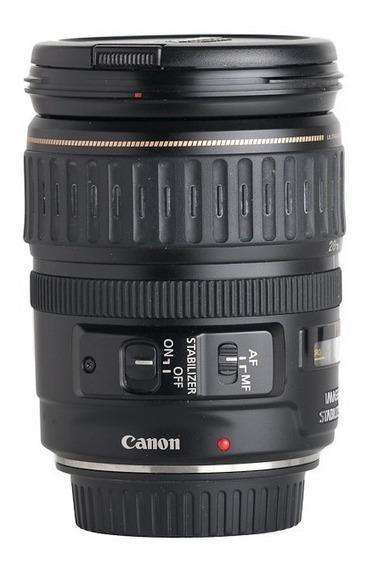 Objetiva Canon 28-135mm F3,5-5,6 Is Af Usm D72
