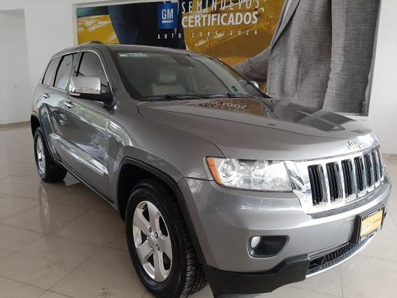 Jeep Grand Cherokee 5p Limited Premium V8 5.7l Ta Piel Qc