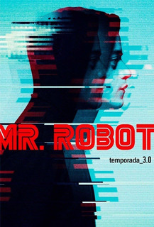 Mr Robot Tercera Temporada 3 Tres Dvd