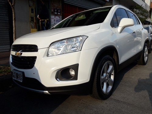 Chevrolet Tracker 1.8 Ltz+ Awd At 140cv 2015