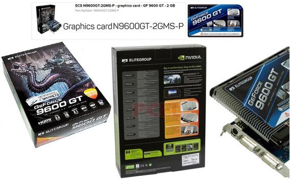 Tarjeta De Vídeo Nvidia Geforce Gf 9600-2gbms-p Electrogrup