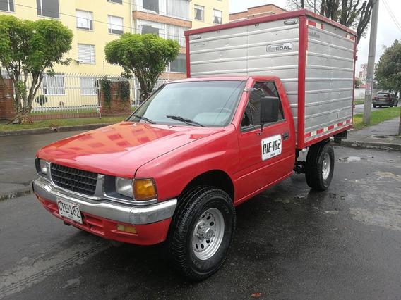 Chevrolet Luv Tfr Lwb Mt2300cc Rojo Oporto Furgon