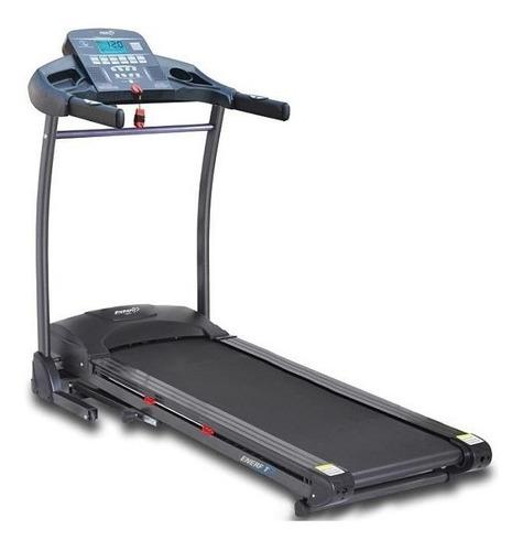 Cinta De Correr Caminar Enerfit 720 Plus  2,5 Hp Caminadora