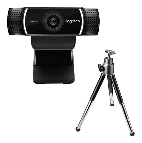 Camara Web Webcam Logitech C922  Pro Stream Full Hd Fullh4rd