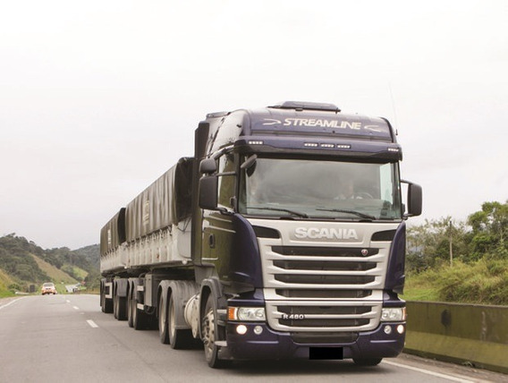 Scania R480 Streamline/highline C/ Bicaçamba