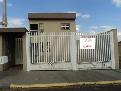 Apartamento Residencial Para Locação, Vila Cristal, Brodowski. - Ap0290