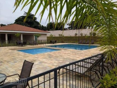 Apartamento Com 3 Dormitórios À Venda, 63 M² Por R$ 465.000 - Vila Satúrnia - Campinas/sp - Ap7731