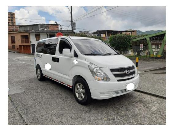 Hyundai Gran Starex H1. Blanca. 5 Puertas