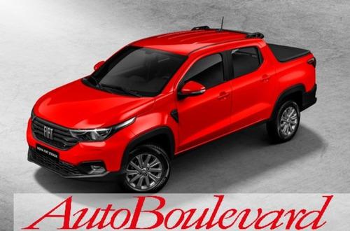Fiat Strada Freedom 2021. Financiacion Bancaria 60 Meses!!