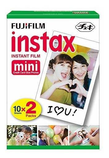 Fujifilm Instax Mini 9 Camara Instantanea Pelicula Gu