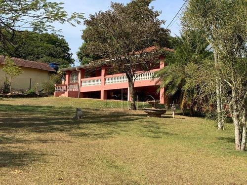 Chácara À Venda, 5100 M² Por R$ 600.000,00 - Limoeiro - São Pedro/sp - Ch0101