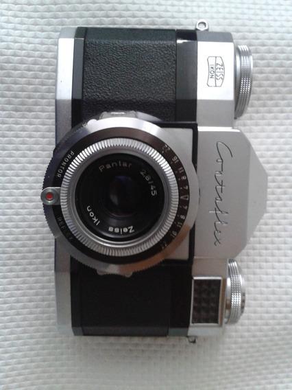 Camara Zeiss Ikon Contaflex 35mm