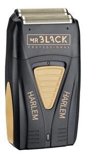 Mr Black Shaver Harlem Premium Simil Finale Wahl
