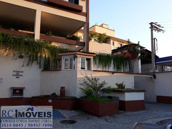 Apartamento Em Sampaio Com 2 Quartos Em Condomínio Fechado !