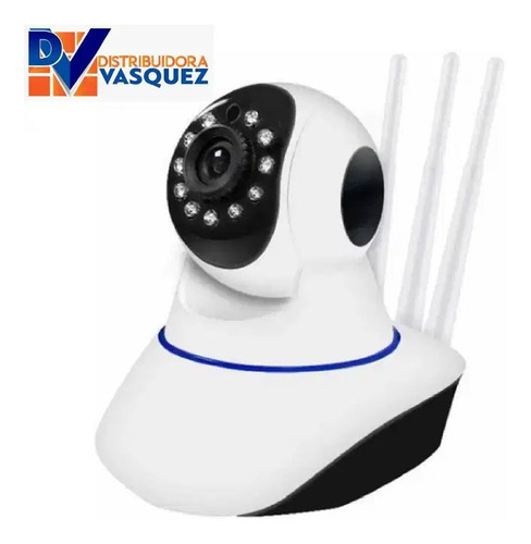Camara Triple Antena Wifi Full Hd  Robotica Celular 360