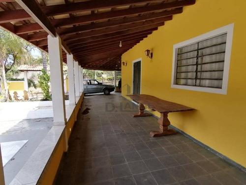 Imagem 1 de 18 de Chácara À Venda, 1230 M² Por R$ 365.000,00 - Jardim Monte Belo - Campinas/sp - Ch0469