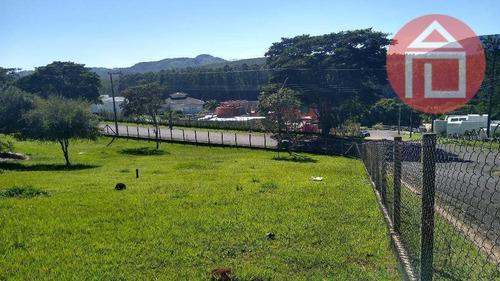 Terreno À Venda, 2450 M² Por R$ 449.000,00 - Condomínio Jardim Das Palmeiras - Bragança Paulista/sp - Te1286