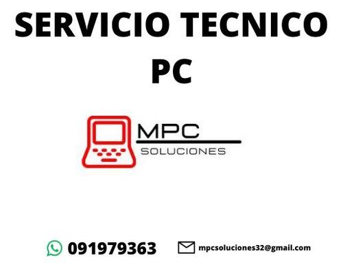 Tecnico Reparacion Pc Computadoras Notebook Y Torres