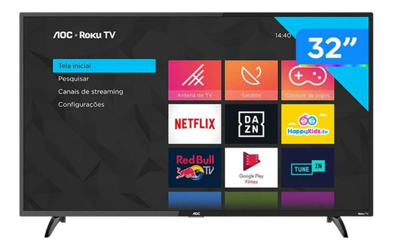 Smart Tv Aoc 32 Semi Mova