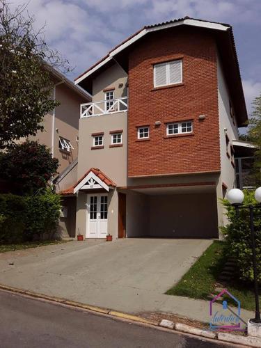 Casa À Venda Por R$ 1.030.000,00 - Granja Viana - Cotia/sp - Ca1163