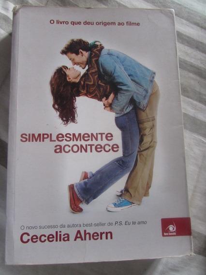 Livro: Simplesmente Acontece - Cecelia Ahern