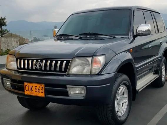 Toyota Prado Vx Mec