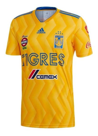 Camisa Tigres Home - Pronta Entrega