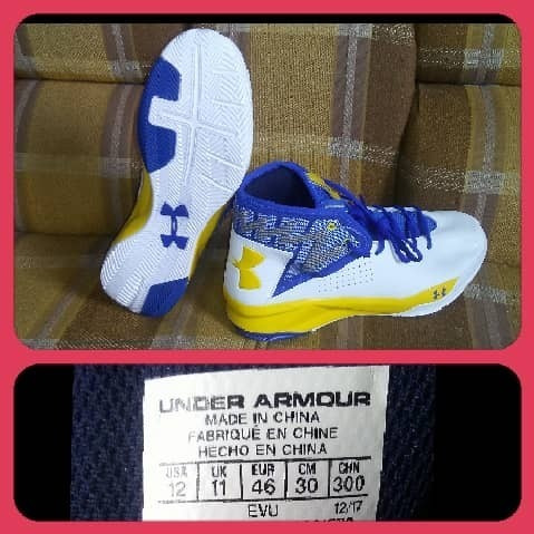 Tennis - Botas Para Baloncesto Under Armour Orig100%