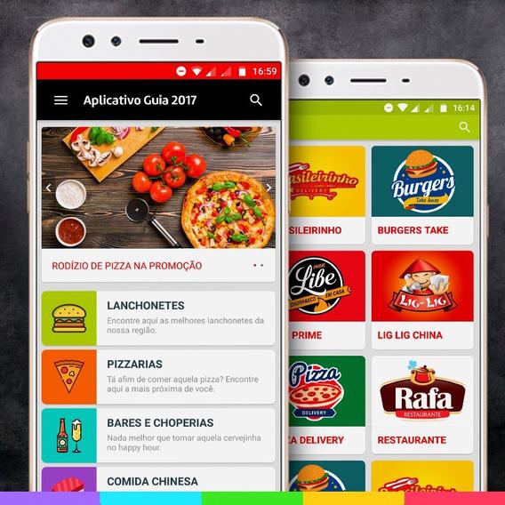 Aplicativo Guia Comercial 2017