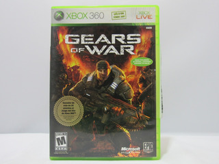 Gears Of War - Xbox 360 ¡fisico-usado!