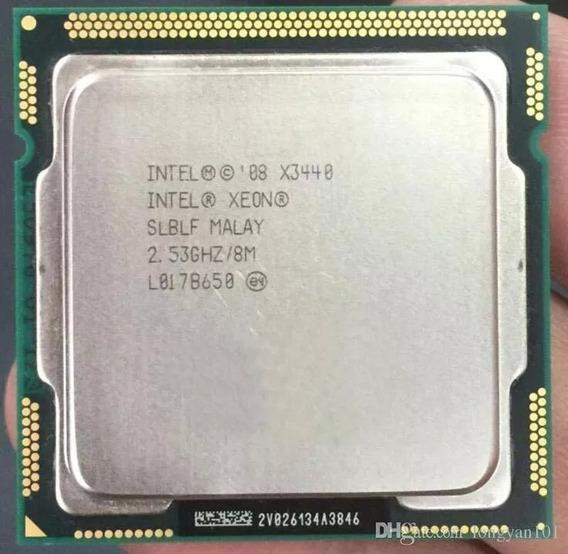 Rocessador Xeon X3440 2.53ghz Lga 1156 8mb