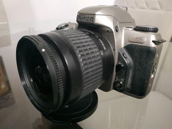 Câmera Analógica Nikon N65