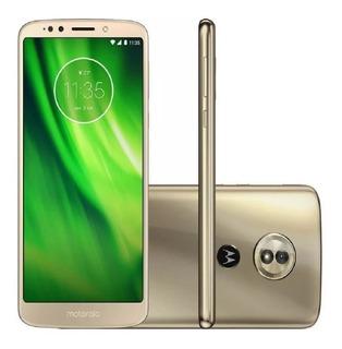 Motorola Moto G6 Play Ouro Dualchip 32gb Vitrine