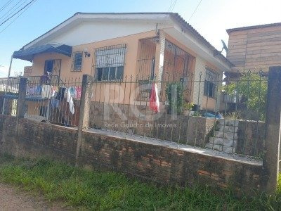 Casa Em Lomba Do Pinheiro Com 2 Dormitórios - Vi4070