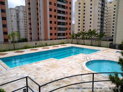 Apartamento Para Venda, 2 Dormitórios, Jardim Das Vertentes - São Paulo - 323
