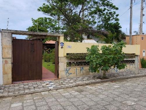 Casa Em Itanhaém Lado Praia Com 450m² Escriturado Ref 3508