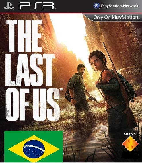 The Last Of Us Portugues Psn Ps3