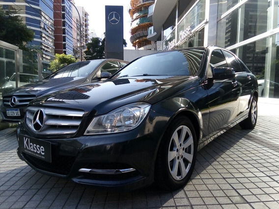 Mercedes-benz Clase C 1.8 C200 City Edition B.efficiency