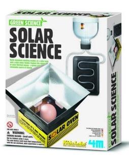 3278 Solar Science Green Horno Solar Ciencia 14 Piezas 4m
