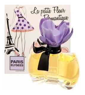 La Petite Fleur Romantique Paris Elysees 100ml - Lançamento
